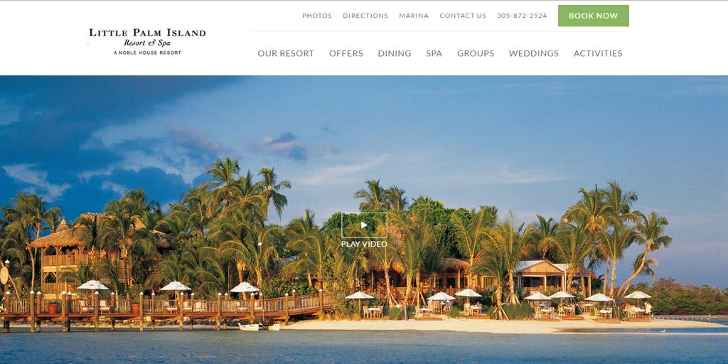 Little Palm Island Resort