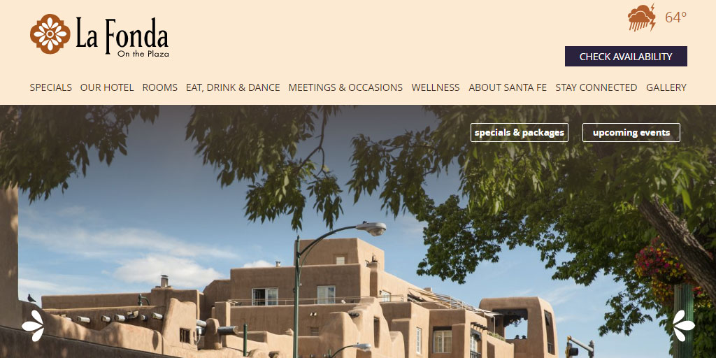 Hotels in Santa Fe