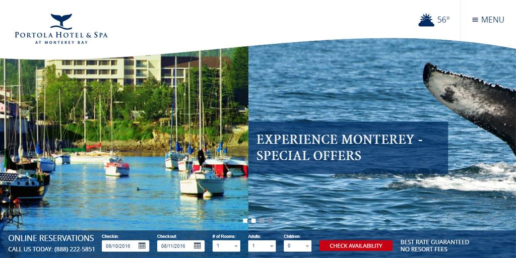 Monterey Bay Hotel