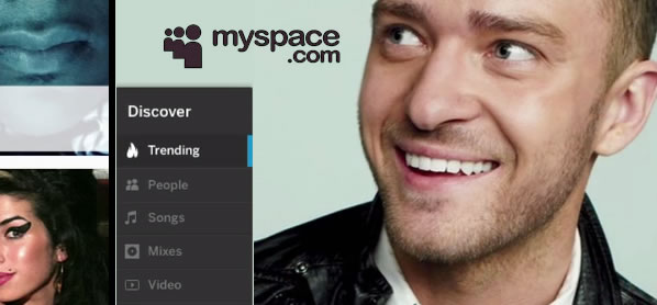 New Myspace Comeback – Is Justin Timberlake Up to the Challenge?
