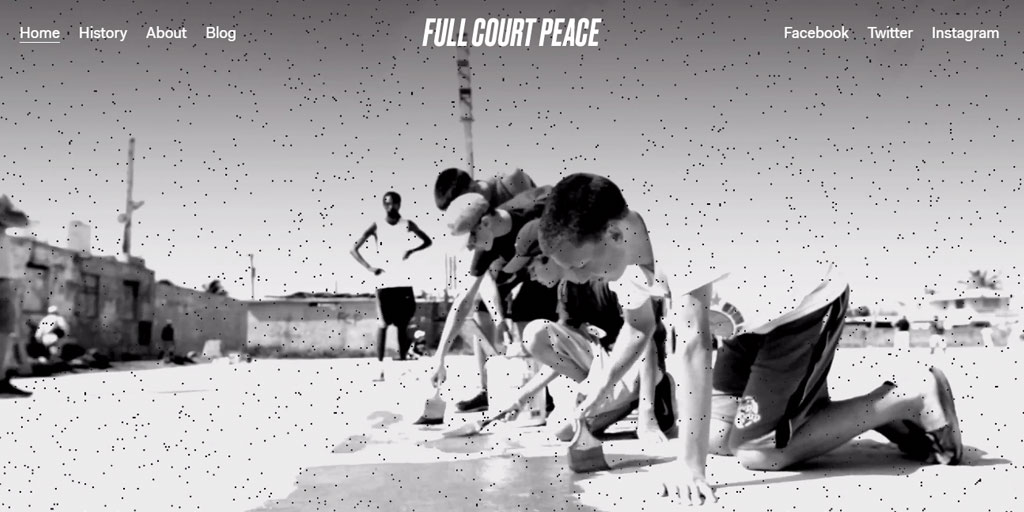 Full Court Peace