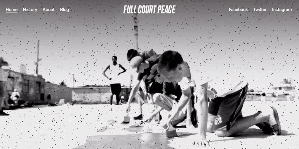 Full Court Peace