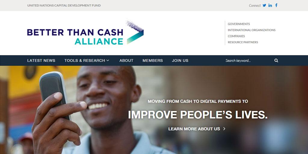 Better Than Cash Alliance